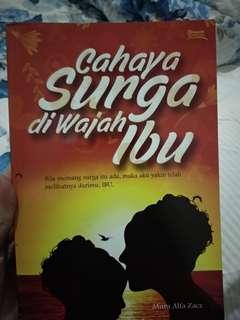 Novel cahaya surga