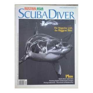 AUSTRALIASIA SCUBA DIVER MAGAZINE (Issue 5. 2004)