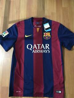 Jersey Barcelona 2015/2016 Lionel Messi