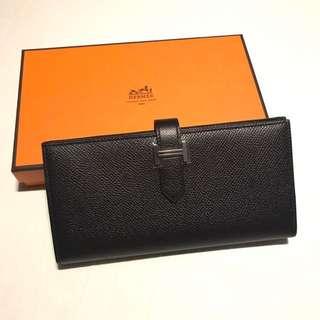 全新 Hermes Bearn Wallet