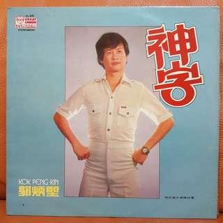 郭炳坚 - 神字 Vinyl Record