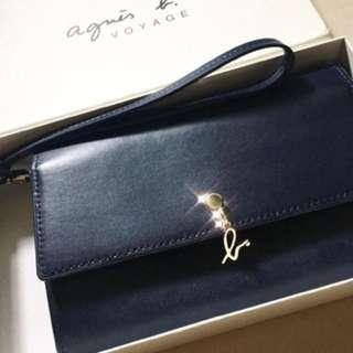 代放Agnes b wallet
