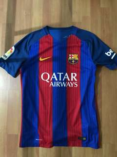 Jersey Barcelon 2016/2017 Messi