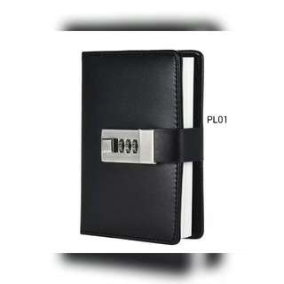 Vintage A7 PU Leather With Password