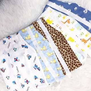 Barut Baby cotton flannel