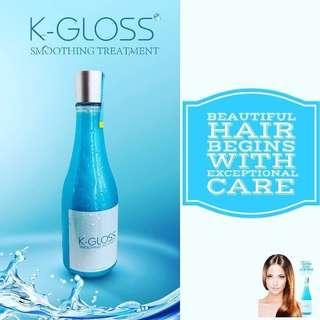 K Gloss Keratin Treatment 12oz (354ml)