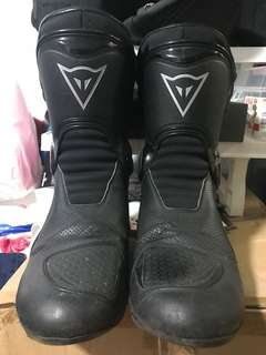 Dainese riding boots TRQ Tour Goretex size US10