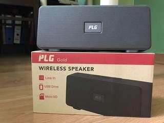 PLG Bluetooth Speaker