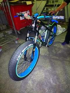 Fatbike custom