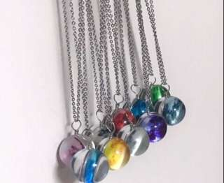 Universal 3D Necklaces