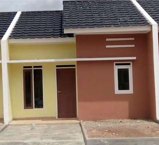 Over kredit rumah di Wanasari Cibitung