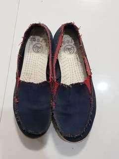 Crocs Canvas Slip-on Shoes