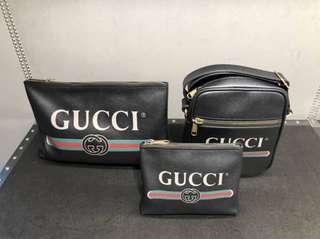 Gucci Print Bags