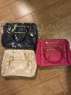 全新韓國三用袋