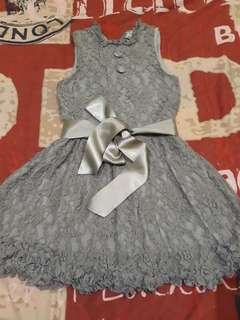 peppermint dress for kid (repriced)