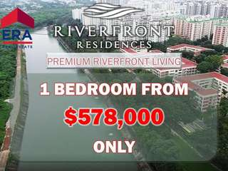 Riverfront Residences FROM $578k Launching SOON!