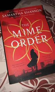 The Mime Order (The Bone Season #2)