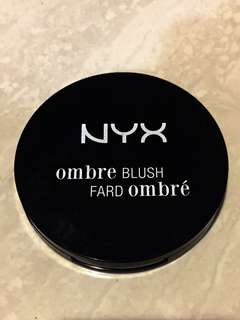 NYX ombre blush #OB02 Strictly Chic