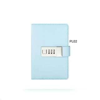 A7 PU Portable Journal