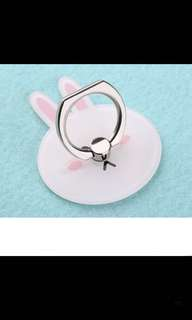 Line Friends Cony Rabbit Phone Finger Ring Holder 兔兔手機指環扣支架