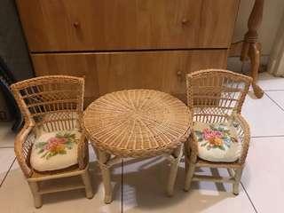 Mini Rattan Furniture USA