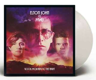 Elton John vs Pnau - Good Morning To The Night (Clear Vinyl LP - Record Store Day 2018)