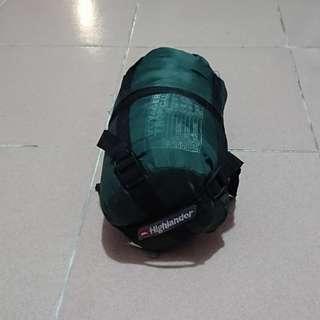 Highlander Voyager Tropical Sleeping Bag