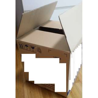 Carton Boxes for moving houses
