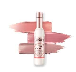 Labiotte Chateau Labiotte Wine Lip Tint Velvet PK01 Saint Rose
