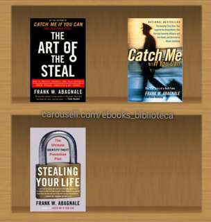 (Ebook Collection) Frank Abagnale