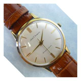 1960s' Seiko Champion hand-winding watch....
