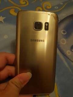 Samsung S7 Gold