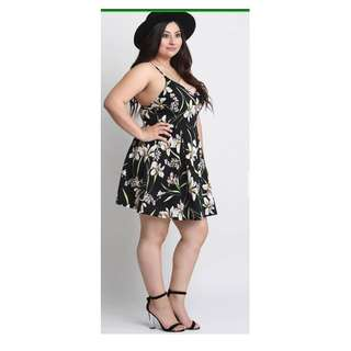 Plus Size Dress 01 - COD