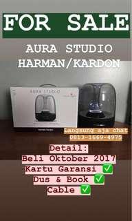 Harman kardon aura studio