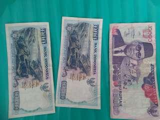 Uang lama 1992