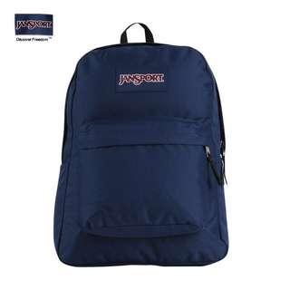 Jansport Backpack藏青藍$260