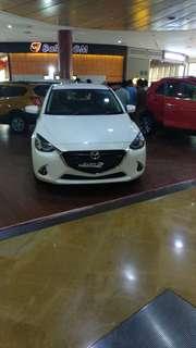 All New Mazda 2 R AT VIN 2017