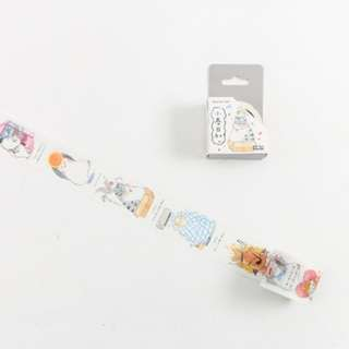 Little Spring Day Washi Tape