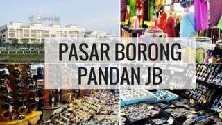 SG TO PASAR BORONG PANDAN