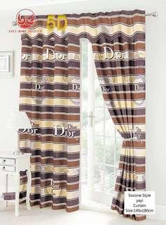 Dior 5D Curtain