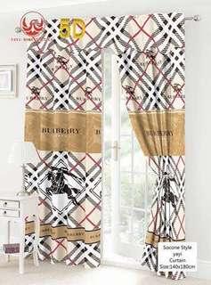 Burberry 5D Curtain