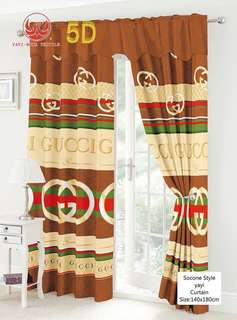 Gucci 5D Curtain