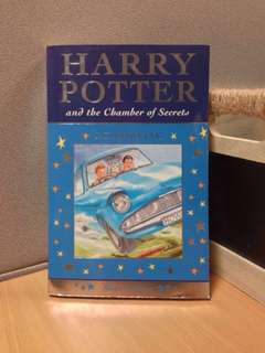 Harry Potter and the Chamber of Secrets JK Rowling Magic Edition for Children