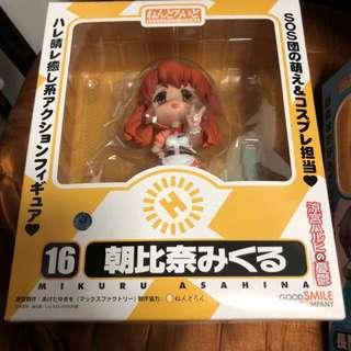 Nendoroid 16 & 123