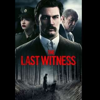 [Rent-A-Movie] THE LAST WITNESS (2018)