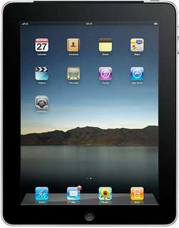 ipad 1 32 gb  Wifi  Can trade in phone or tablet.