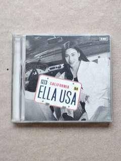 "Ella ""USA"" CD (1st Pressing)"
