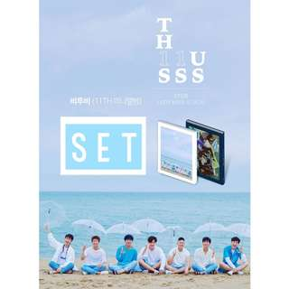 [PREORDER] [SET] 비투비 (BTOB) - THIS IS US (11TH Mini Album)