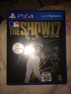 MLB 17 The Show Limited Edition
