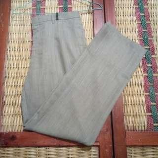 Celana Panjang Kerja Pria Size 32 not Jeans kode CPD964